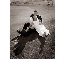 Wayne & Kathryn 2 Photographic Print