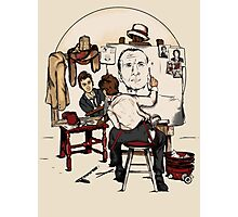 Doctor Rockwell Photographic Print