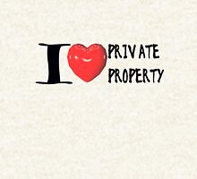 Private Property Hoodie