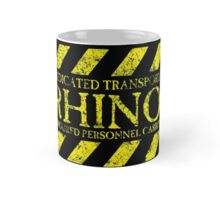 Dedicated Transport: Rhino Mug
