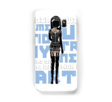 """""""Come Up And Try My New Parts"""" Samsung Galaxy Case/Skin"""