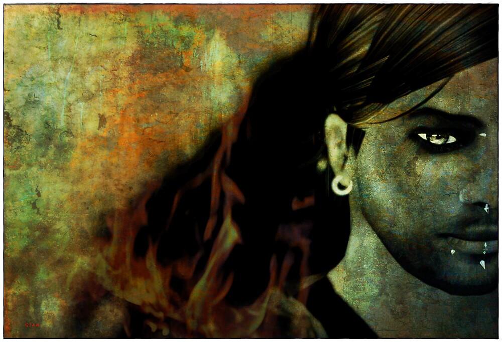 (Meh...) I burn for You by Gianmario Masala