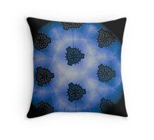 Mandala 0505 Throw Pillow