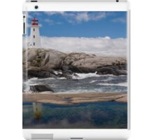 Peggy's Cove day iPad Case/Skin