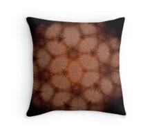 Mandala Modernista Tiles Throw Pillow
