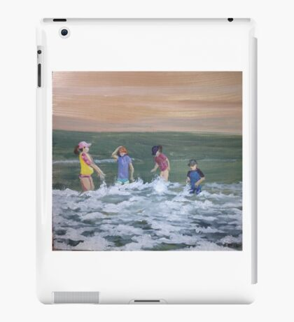Splash iPad Case/Skin