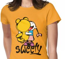 Sweety Womens Fitted T-Shirt