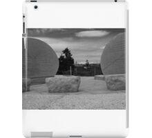 Swiss Air Flight 111 Memorial iPad Case/Skin