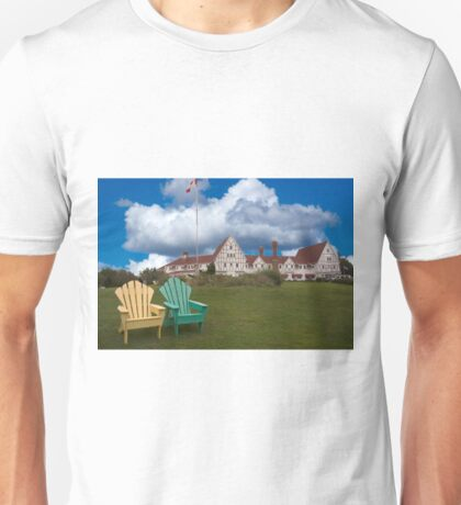 Keltic Lodge, Cape Breton, NS Unisex T-Shirt