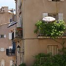 St Tropez - making the most of balconies by BronReid
