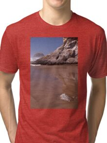 Oregon Coastline Tri-blend T-Shirt