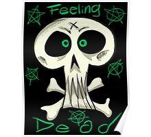 Feeling Dead Poster