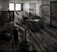 "The Ghosts of Alcatraz ""Jim Quillen "" by Manfred Belau"