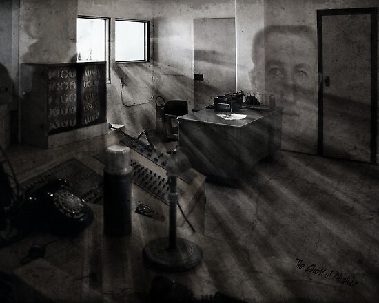 """The Ghosts of Alcatraz """"Jim Quillen """" by Manfred Belau"""