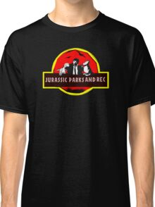 jurassic parks and rec Classic T-Shirt