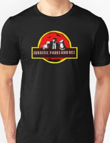 jurassic parks and rec T-Shirt