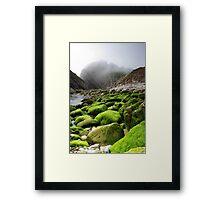 Lulworth Cove  Framed Print