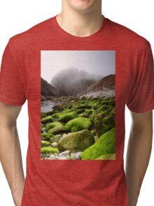 Lulworth Cove  Tri-blend T-Shirt