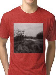 landscape bourgoyen Tri-blend T-Shirt