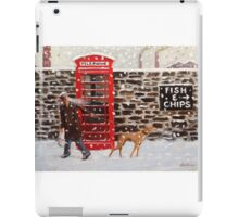 You had a jumbo sausage last night... iPad Case/Skin