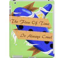 The Legend of Zelda (The Flow of Time is Always Cruel) iPad Case/Skin