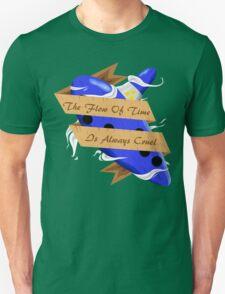 The Legend of Zelda (The Flow of Time is Always Cruel) Unisex T-Shirt