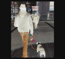 Dogwalk Union Square by Beth Bernett