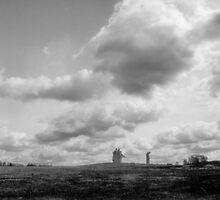 landscape with giants by wiazemsky