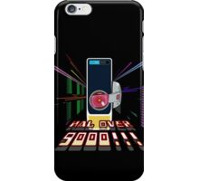 HAL OVER 9000 iPhone Case/Skin