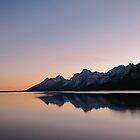 Reflection-Wyoming by alexisjmichel