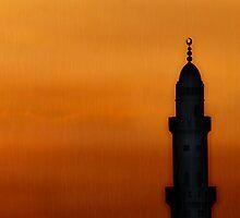 Wakrah Mosque by Suhail Shah
