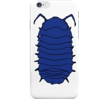 Blue Roly Poly iPhone Case/Skin