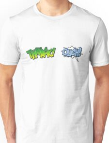 Thwack Ouch! Unisex T-Shirt