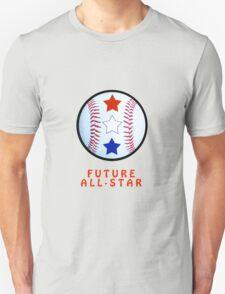 Future All-Star Baseball T-Shirts Unisex T-Shirt