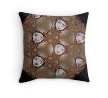Mandala Sagrada Familia 0572 Throw Pillow