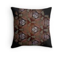 Mandala Sagrada Familia 0573 Throw Pillow