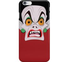 de-vil- true monster form iPhone Case/Skin