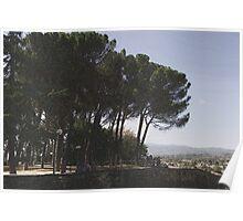 Arezzo, Tuscany, Italy Poster