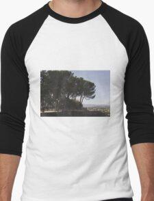 Arezzo, Tuscany, Italy Men's Baseball ¾ T-Shirt