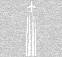 Airplane One Piece - Long Sleeve