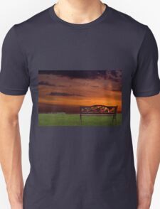 Sunrise on the Bay of Fundy, Nova Scotia Unisex T-Shirt