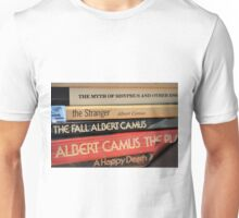 The Pages of Camus Unisex T-Shirt