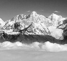 Himalaya, Nepal by OlurProd