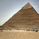 Jolly Boys Outing to Giza by Tom Gomez