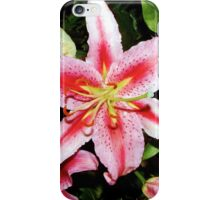 Lily | Bolton Castle, Yorkshire Dales iPhone Case/Skin