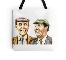 Eric and Tommy - The Plank Tote Bag