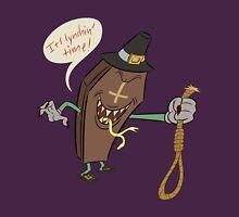 Coughin' Joe: The Killer Coffin! Unisex T-Shirt