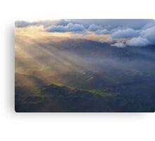 paradise valley Canvas Print