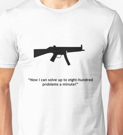 Eight-hundred problems Unisex T-Shirt