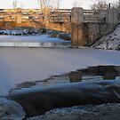 Winter's Bridge by Tracy Wazny